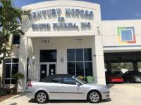 2006 Saab 9-3 coupe, power convertible top, 2 owner, leather