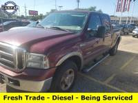 Used 2006 Ford Super Duty F-250 Lariat Pickup