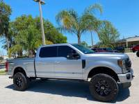 Used 2020 Ford Super Duty F-250 Pickup LARIAT DIESEL 4X4 CREWCAB LEATHER NAV LIFTED