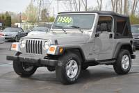 2000 Jeep Wrangler SE 2dr 4X4 TJ for sale in Flushing MI