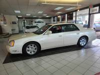 2003 Cadillac DeVille DTS SEDAN for sale in Cincinnati OH