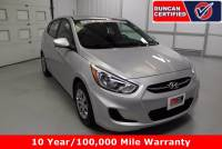 Used 2017 Hyundai Accent For Sale at Duncan Hyundai   VIN: KMHCT5AE3HU350587