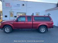 2010 Ford Ranger Sport SuperCab 4-Door 4WD 5-Speed Automatic