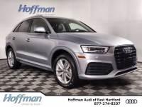 Used 2018 Audi Q3 2.0T Premium Plus SUV near Hartford | AD17867