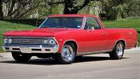 1966 Chevrolet El Camino Big Block with Automatic SS package