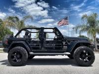 Used 2020 Jeep Wrangler Unlimited BLACKOUT SAHARA HARDTOP LEATHER LIFTED