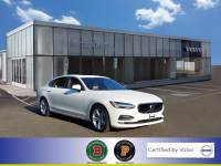 Certified Used 2018 Volvo S90 T5 AWD Momentum in Crystal White Pearl For Sale in Somerville NJ | SB5229