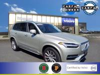 Certified Used 2018 Volvo XC90 Hybrid T8 AWD Inscription in Luminous Sand For Sale in Somerville NJ | SP0318
