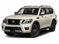 Pre-Owned 2018 Nissan Armada Platinum SUV