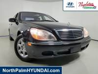 Used 2000 Mercedes-Benz S-Class West Palm Beach