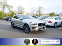 Certified Used 2018 Volvo XC60 T6 AWD Momentum in Electric Silver For Sale in Somerville NJ | SB5257