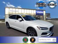 Certified Used 2018 Volvo S90 T5 AWD Momentum in Crystal White Pearl For Sale in Somerville NJ | SP0359