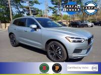 Certified Used 2018 Volvo XC60 T5 AWD Momentum in Electric Silver For Sale in Somerville NJ | SP0356