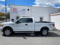 2013 Ford F-150 XLT SuperCab 6.5-ft. Bed 4WD 6-Speed Automatic