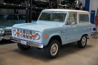 1971 Ford Bronco Sport 4WD