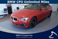 2018 BMW 3 Series Sedan in Traverse City, MI