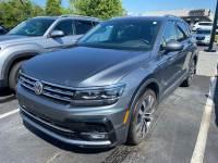 2019 Volkswagen Tiguan 2.0T SEL Premium R-Line 4MOTION