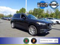 Certified Used 2018 Volvo XC90 T5 AWD Momentum in Onyx Black For Sale in Somerville NJ | SP0344