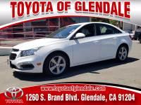 Used 2015 Chevrolet Cruze for Sale at Dealer Near Me Los Angeles Burbank Glendale CA Toyota of Glendale | VIN: 1G1PE5SB9F7230012