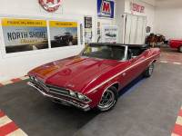 1969 Chevrolet Chevelle Convertible Big Block - SEE VIDEO -