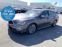Used 2018 Acura RLX Base For Sale in Bakersfield near Delano | JH4KC1F52JC000458