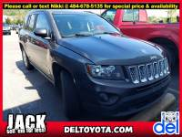 Used 2016 Jeep Compass Latitude For Sale in Thorndale, PA | Near West Chester, Malvern, Coatesville, & Downingtown, PA | VIN: 1C4NJDEB3GD808785
