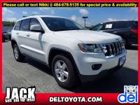 Used 2013 Jeep Grand Cherokee Laredo For Sale in Thorndale, PA | Near West Chester, Malvern, Coatesville, & Downingtown, PA | VIN: 1C4RJFAG3DC513007