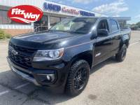 Certified Used 2021 Chevrolet Colorado 4WD Z71 in Gaithersburg