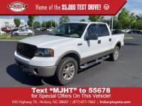 Used 2006 Ford F-150 Lariat Pickup