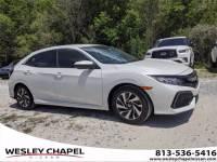 Used 2018 Honda Civic Hatchback LX