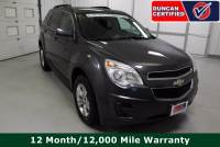 Used 2011 Chevrolet Equinox For Sale at Duncan's Hokie Honda | VIN: 2CNFLEEC5B6215512