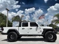 Used 2020 Jeep Gladiator CUSTOM LIFTED GLADIATOR