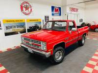 1986 Chevrolet C/K 10 Series - 4 SPEED MANUAL - 4X4 - CLEAN SOUTHERN TRUCK - SEE VIDEO -