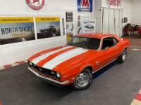 1968 Chevrolet Camaro - SUPER SPORT - 396 ENGINE - HUGGER ORANGE - SEE VIDEO -