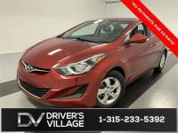 Used 2014 Hyundai Elantra For Sale at Burdick Nissan | VIN: 5NPDH4AEXEH489562