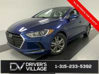 Used 2018 Hyundai Elantra For Sale at Burdick Nissan | VIN: 5NPD84LF6JH234584