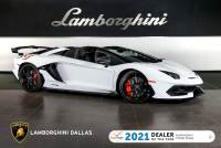 Used 2020 Lamborghini Aventador SVJ Roadster For Sale Richardson,TX | Stock# LC703 VIN: ZHWUN6ZD4LLA09518