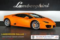 Used 2017 Lamborghini Huracan LP580-2 For Sale Richardson,TX | Stock# L1356 VIN: ZHWUC2ZF0HLA07806