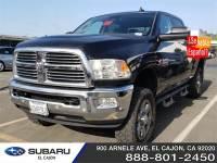 Used 2016 Ram 2500 - S210512A | Subaru of El Cajon