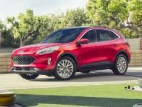 2020 Ford Escape Titanium Hybrid SUV In Clermont, FL