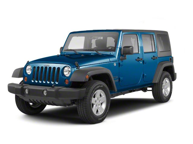 Photo Pre-Owned 2010 Jeep Wrangler Unlimited Unlimited Sport SUV
