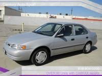 1999 Toyota Corolla CE Low Miles