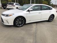 Certified Used 2018 Toyota Avalon Hybrid XLE Premium