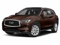 Used 2020 INFINITI QX50 LUXE SUV