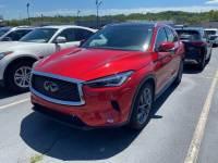 Used 2019 INFINITI QX50 For Sale at Harper Maserati   VIN: 3PCAJ5M14KF124228
