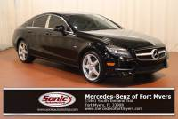 Pre-Owned 2012 Mercedes-Benz CLS-Class CLS 550 in Fort Myers