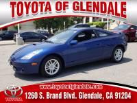Used 2002 Toyota Celica for Sale at Dealer Near Me Los Angeles Burbank Glendale CA Toyota of Glendale | VIN: JTDDR32T120119307