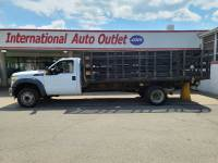 2011 Ford F-550 XL REG-CAB CHASSIS AND CAB for sale in Cincinnati OH