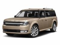 Pre-Owned 2017 Ford Flex Limited SUV