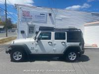 2008 Jeep Wrangler Unlimited X 4WD 4-Speed Automatic
